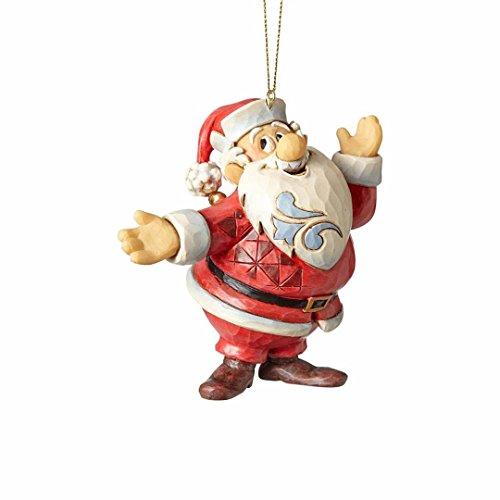 Enesco Santa Hanging Ornament, 4.25