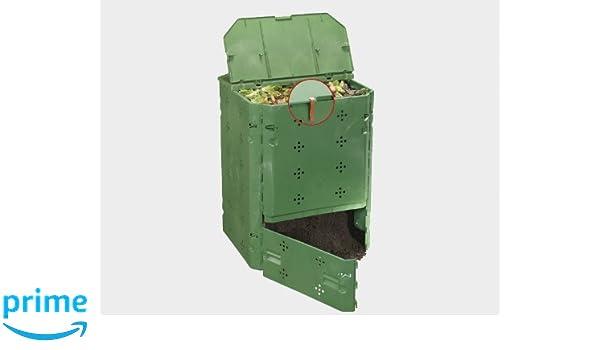Juwel BIO 600 - Compostador, 77 x 77 x 100 cm, verde: Amazon.es ...