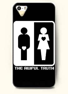 THE AWFUL TRUTH-iPhone 4/4s/4g back plastic case