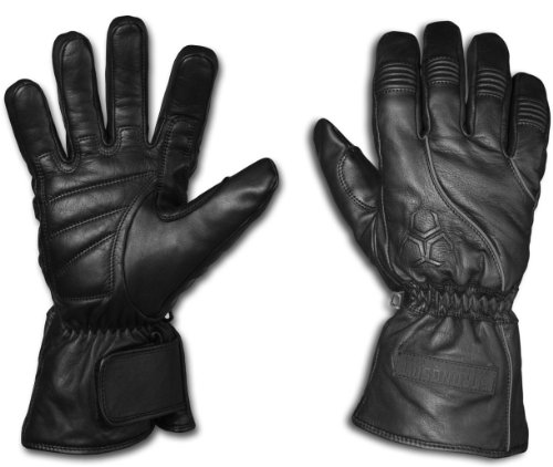 StrongSuit 20700-M Strokers Ace Ultimate Cold-Weather Motorcycle Gloves, Medium