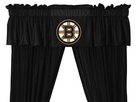 Boston Bruins Window Valance - 3