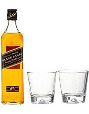 Johnnie Walker Blue Label Blended Scotch Whisky – Exklusiver, weicher & würziger Blended Whisky, wie kein anderer – In edler Geschenkverpackung – 1 x 0,7l