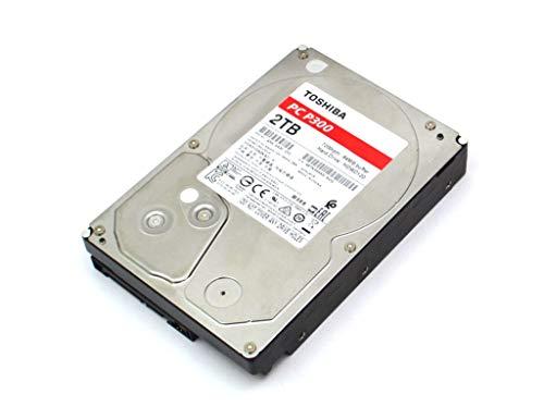 TOSHIBA PC P300 HDWD120 HDWD120UZSVA 2TB 7200 RPM 64MB SATA3 HDD HDKPC09ZKA01 US