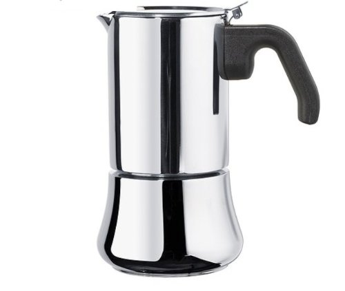 IKEA - RÅDIG Espresso pot for 6 cups, stainless steel by IKEA (Image #1)