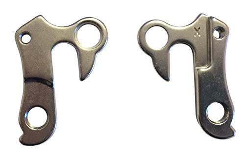 Giant Derailleur Hanger 21 with Mounting Hardware for Giant, Kona & Colnago Bicycles DH 21