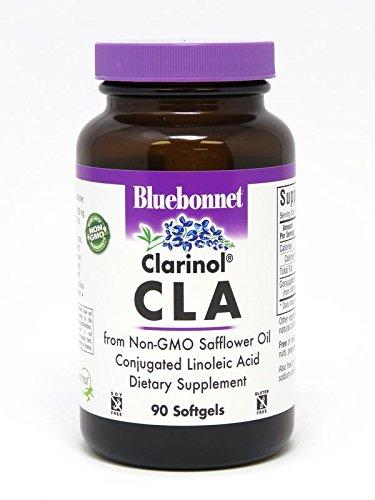 Bluebonnet Clarinol CLA, 90 Softgels by Bluebonnet