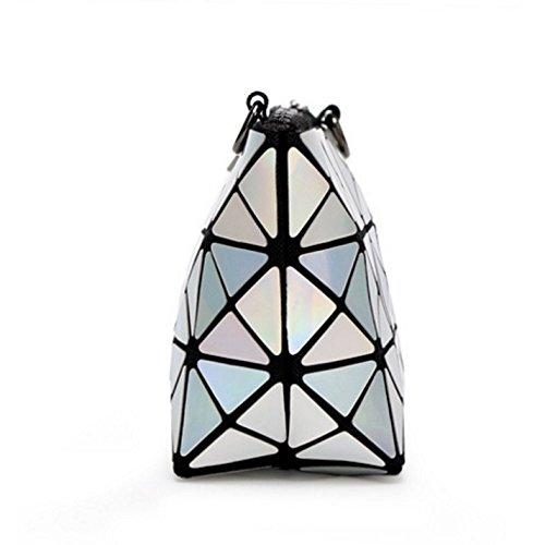 Magique Petit Chaîne Sac épaule Japonais Main I Laser Couture Sac Style HAOXIAOZI à 1nfWPSqwx