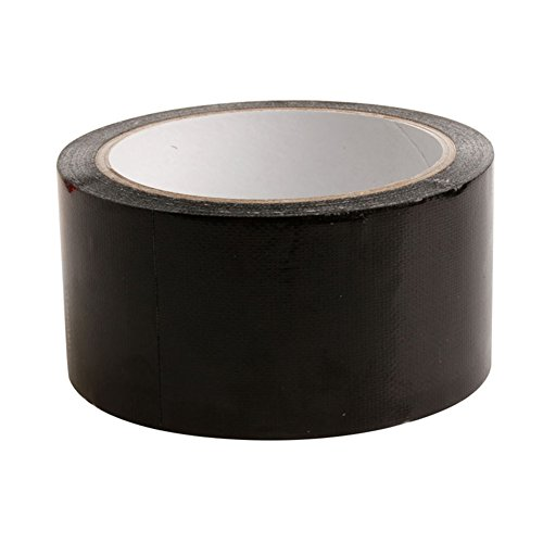 mexud-10m-x-50mm-waterproof-sticky-adhesive-cloth-duct-tape-roll-craft-repair-8-color-black