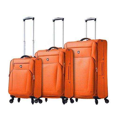 mia-toro-aria-made-in-italy-softside-spinner-luggage-w-10-year-warranty-tangerine-orange