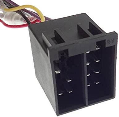 Aeg Radio Verstärker Kabel Adapter Iso Stecker Clatronic Audiovox Foryou Prology Elektronik