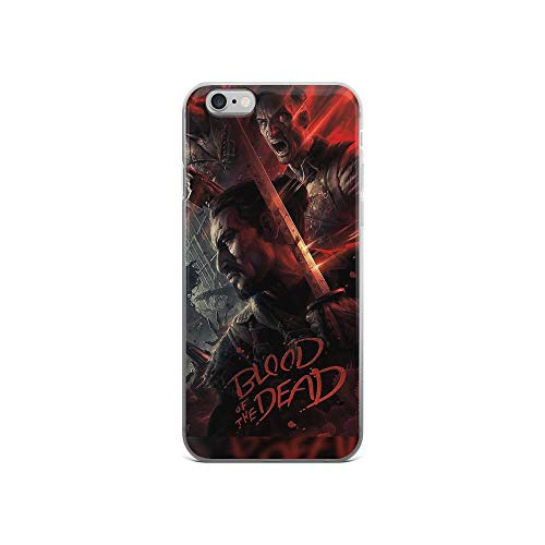 iPhone 6/6s Pure Clear Case Cases Cover Blood of The Dead - BO4