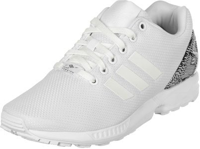 adidas Originals ZX FLUX WOMEN Women Sneakers Shoes White nH1zB