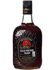 Old Monk Rum, 750ml [ABV 37%]