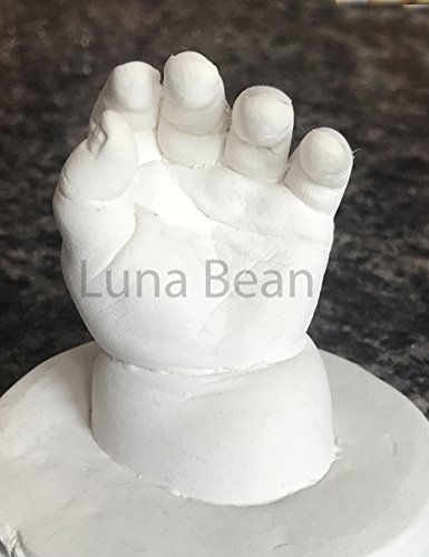 REFILL POWDERS - for Luna Bean INFANT HAND or FOOT 3D Life Casting Mold Kit