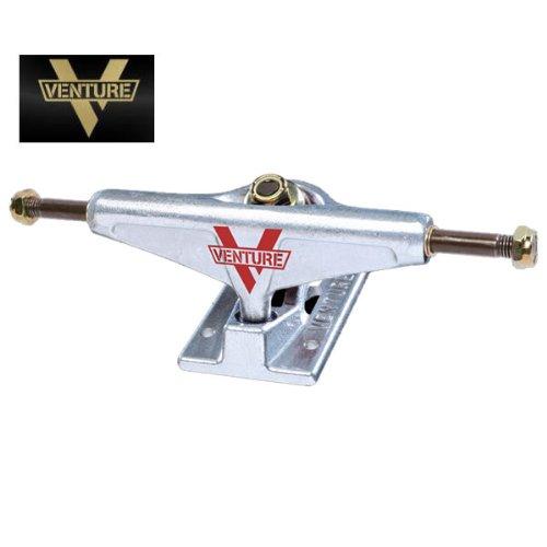 バルセロナ心臓司法VENTURE(ベンチャー) VENTURE ベンチャー スケートボード トラック SuperLight 5.0 ?5.25 Low スケボートラック【C1】