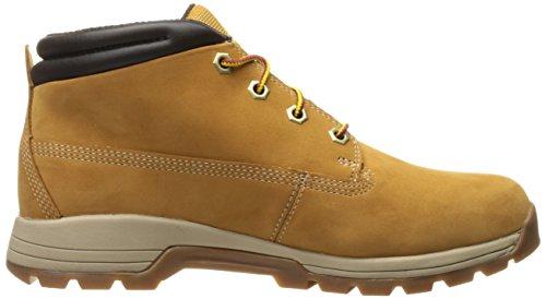 Timberland Heren Stratmore Mid Boot Tarwe Nubuck