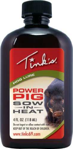 TINK'S Power Pig Sow-in-Heat Atrractant (4-Ounce)