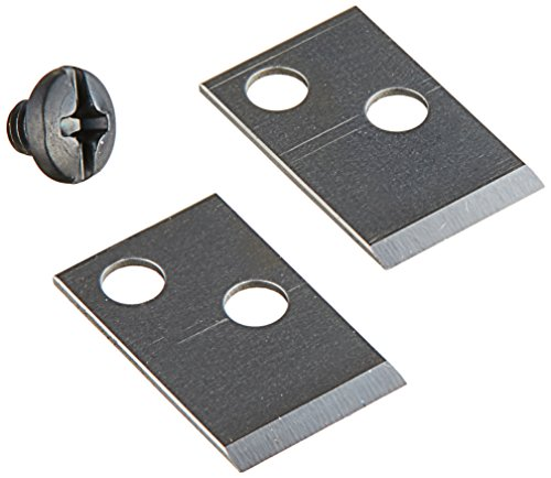 Platinum Tools 100004BL PlatinumTools Replacement Blade Set for PN 100004C. Set 2/Clamshell.(Pack of 2) (Rj Use Crimp Tool 45)