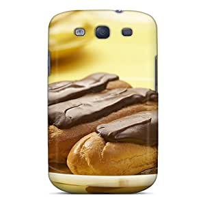 (Ejn800JhtT)durable Protection Case Cover For Galaxy S3(eclairs)