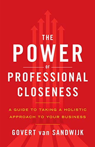 The Power Of Professional Closeness by Govert Van Sandwijk ebook deal