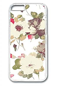 Colorful Flower 03 Slim Hard Cover for iPhone 6 Case (4.7 inch) PC 3D Cases