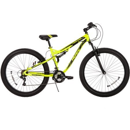 yellow mountain bike tires - 9