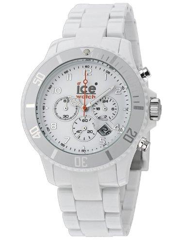 Ice-Watch Chrono 43 White Unisex CHWEUP10 Watch