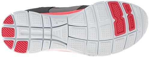 Skechers Sportmode Aantrekkingskracht Mode Sneaker Houtskool / Hot Pink