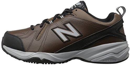 New Balance Men's MX608v4 Training Shoe, Chocolate Brown, 7.5 4E US by New Balance (Image #5)