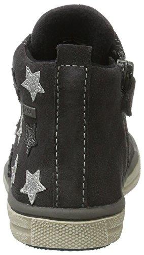 Baskets Gris 25 Lurchi Starlet Hautes Tex Charcoal Fille Charcoal EA6Yx68w