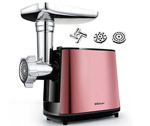 400w Food Grinder - Premium Quality 220V Commercial Meat Grinder Electric Mincer Sausage Maker Butcher Food 400W