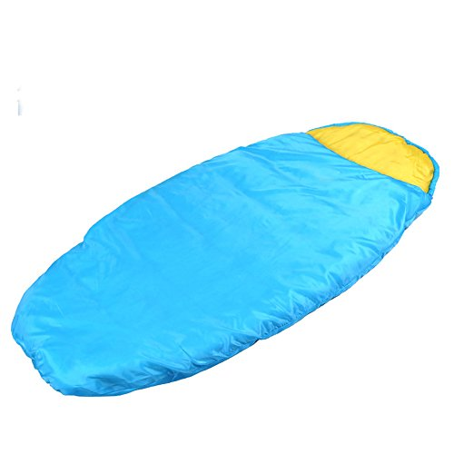 Dudodoo Children's sleeping bag - Spring and Autumn Preferred - Children's camping gear - Comfortable - Skin-friendly - Detachable design - Anti-kick - 0.9KG by Dudodoo