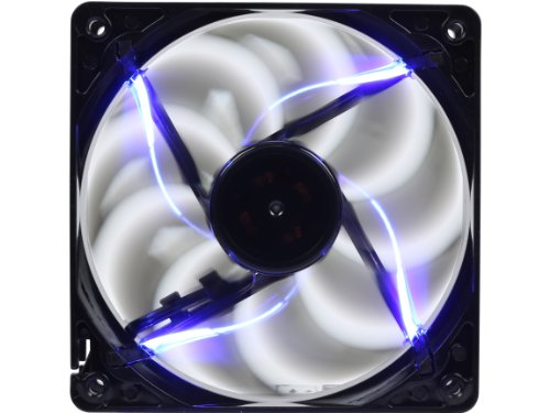 Rosewill 120mm LED Cooling Case Fan for Computer Cases Cooling, Blue RNBL-131209B