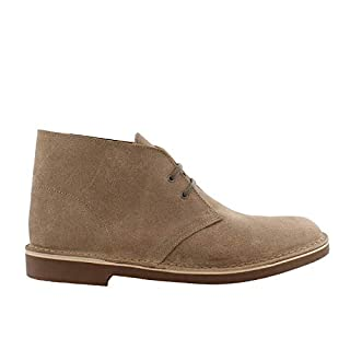 CLARKS Men's Bushacre 2 Chukka Boot, Taupe Distressed Suede 085 W US (B07F4B8BT5) | Amazon price tracker / tracking, Amazon price history charts, Amazon price watches, Amazon price drop alerts