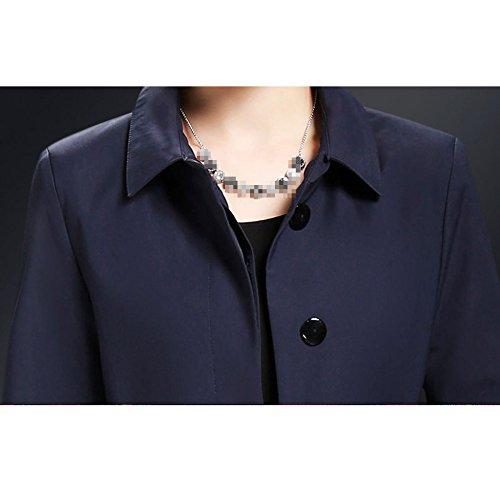 Trench Abbottonata Coat Beige New Con Cintura Ademi Womens TKc3l1JF