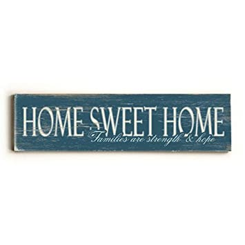 Amazon.com: Home Sweet Home (Personalized) 6\