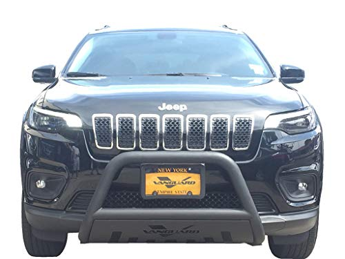 jeep cherokee brush guard - 1