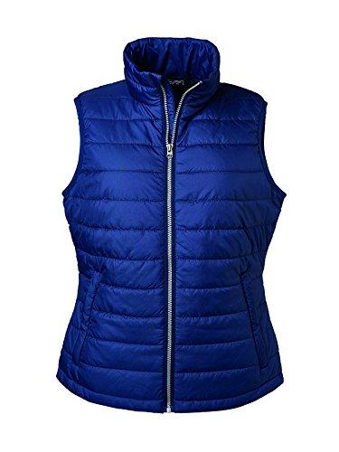 JN1135 Womens James /& Nicholson Womens Outdoor Lightweight Padded Vest