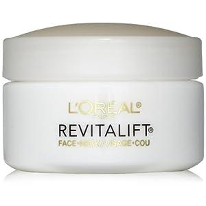 L'Oréal Paris Revitalift Anti-Wrinkle + Firming Face & Neck Anti-Aging Cream Pro Retinol, 1.7 fl oz