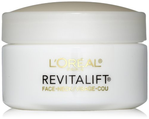 L'Oréal Paris Revitalift Anti-Wrinkle + Firming Face & Neck Anti-Aging Cream Pro Retinol, 1.7 fl oz