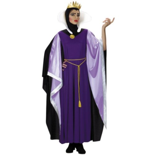 One S (Deluxe Evil Queen Costumes)