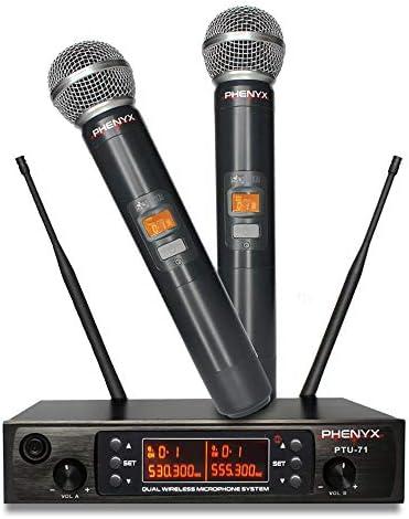 Microphone Phenyx Pro Interference free Operation