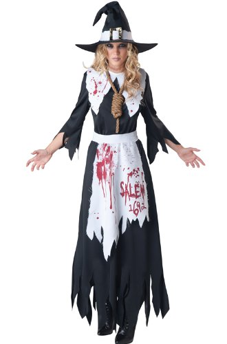 InCharacter Costumes Women's Salem Witch