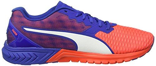 Blue Mujer Puma Ignite Zapatillas Red Royal Dual de 01 Running Blast Rojo para wwHPYq