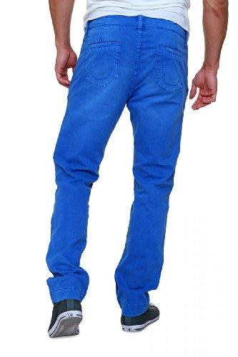 True Religion Chino Pants GENO PHOENIX CHINO, Color: Blue, Size: 30