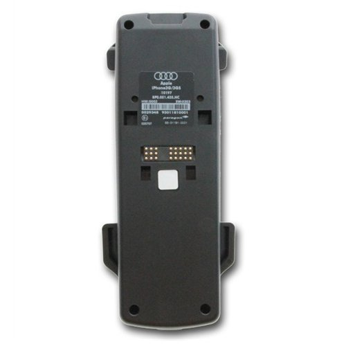 Audi 8P0 051 435 HE Mobile Phone Adapter for Nokia 6233 by AUDI (Image #1)