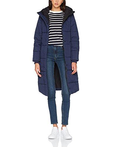 Brandit Sina Long, Abrigo para Mujer Blau (Blue 8)