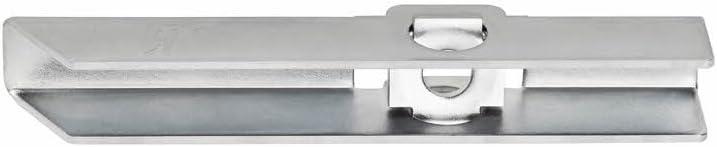 M4 /Ø14, 100 uds. Basculante por gravedad para la fijaci/ón de elementos ligeros en falsos techos Cabeza de basculante INDEX CABA004