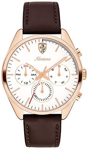 Mens Scuderia Ferrari Abetone Watch 0830504