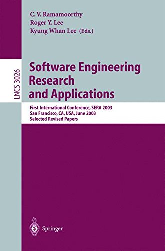 Systems Components Cisco (Software Engineering Research and Applications: First International Conference, SERA 2003, San Francisco, CA, USA, June 25-27, 2003, Selected Revised Papers (Lecture Notes in Computer Science))